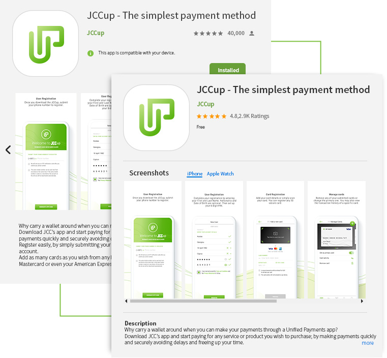 Case Study: JCCup app design | BLEND Digital Agency